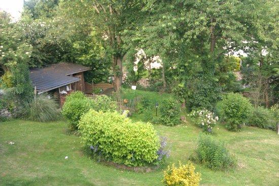 La Belle Epoque: vue panoramique de la terrasse