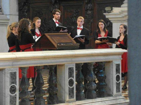 San Giorgio Maggiore: Il Coro