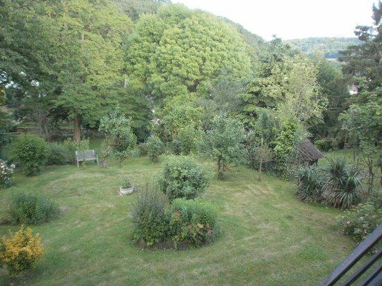 La Belle Epoque: vue panoramique de la terrasse 2