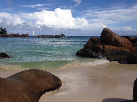 Constance Lemuria : Hotel beach
