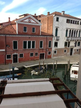 Hotel Dalla Mora: View from room