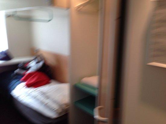 Cabinn Odense: Srs room