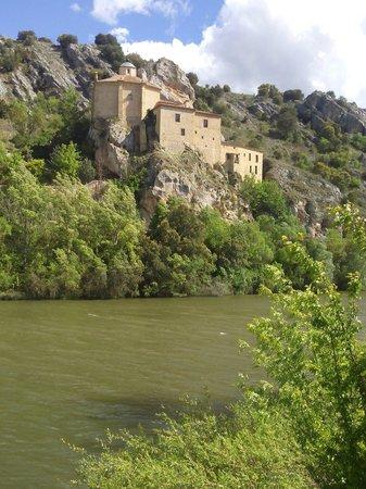 Ermita de San Saturio : Ermita