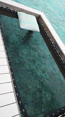 Holiday Inn Resort Kandooma Maldives : The comfy net