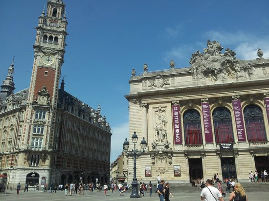 one day in lille travel guide on tripadvisor. Black Bedroom Furniture Sets. Home Design Ideas