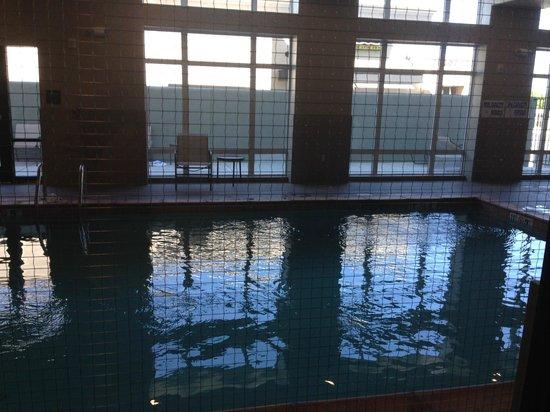 Hampton Inn & Suites Albuquerque North/I-25 : Indoor pool and jacuzzi