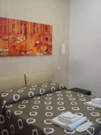 Domus Alberti: Trevi Fountain Room