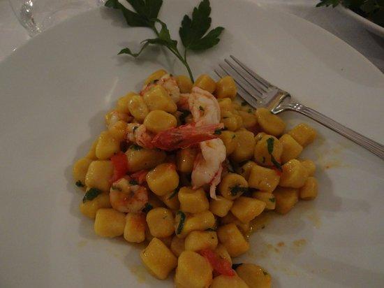 Da Vincenzo: Salad with Sardines