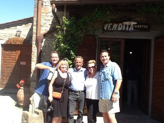 Tuscany Car Tours: great place