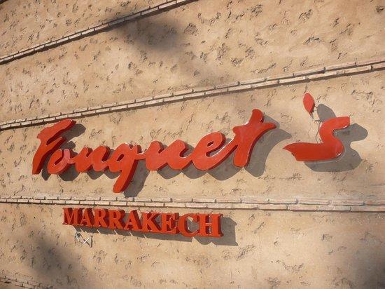 Hôtel & Ryads Barrière Le Naoura Marrakech : le titre est dans la photo !