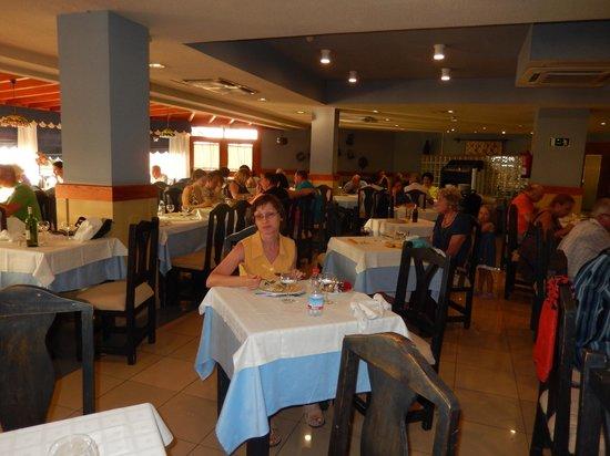HOVIMA Santa Maria: ужин