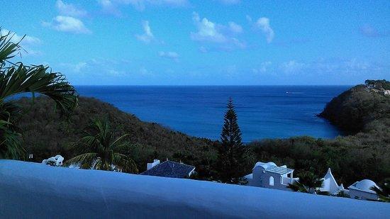 Windjammer Landing Villa Beach Resort: Another view from my balcony
