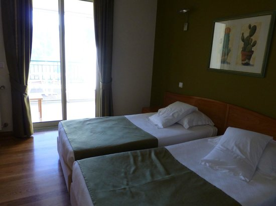Eira do Serrado Hotel & SPA: Notre chambre