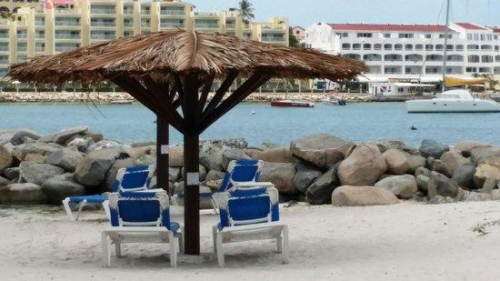 Royal Palm Beach Resort : Very relaxing