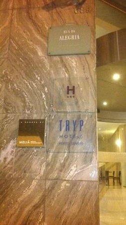 TRYP Porto Centro Hotel : Fachada
