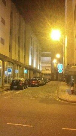 Tryp Porto Centro Hotel: Fachada