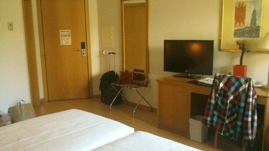 TRYP Porto Centro Hotel : Habitación