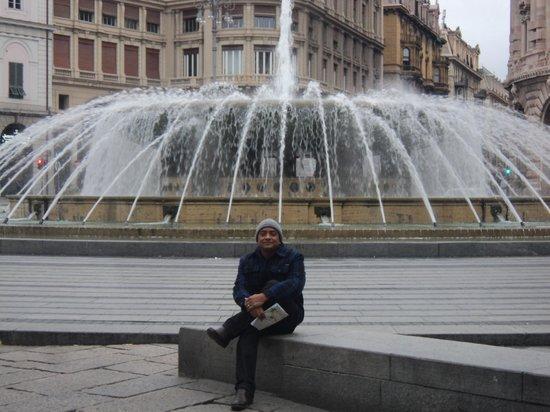 Hotel Cairoli : Uma imagem perto do Hotel.