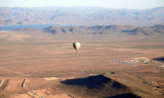 Hot Air Expeditions : Ballooning