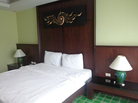 Duangjitt Resort & Spa: Room interiors