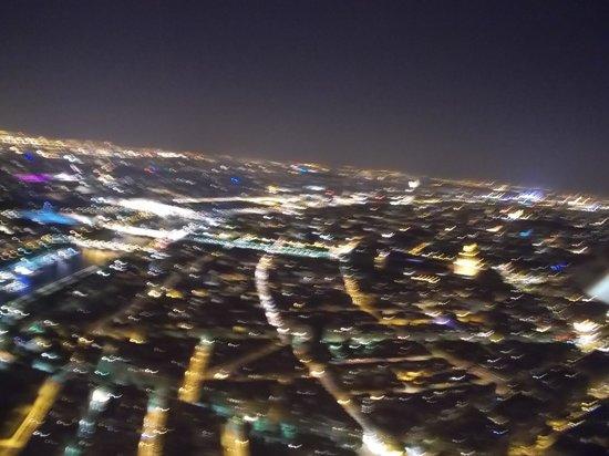 Tour Eiffel : night view