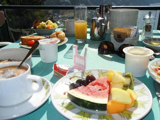 Le Agavi Hotel: breakfast