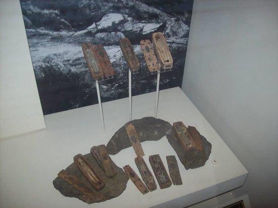 Museo Nacional de Escocia: Arthur's Seat Coffins