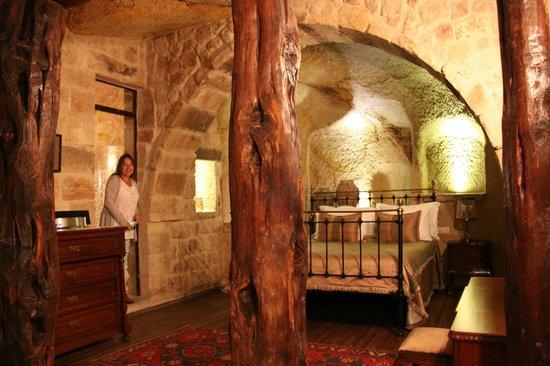Dere Suites Cappadocia: Maravillosa habitacion