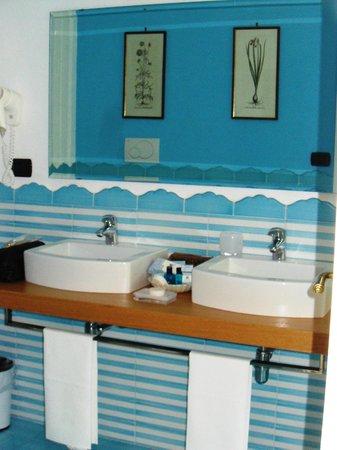 Le Agavi Hotel: vanity