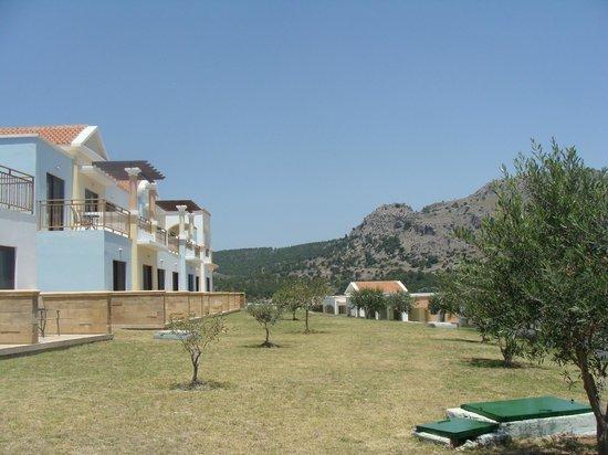 Lindos Imperial Resort & Spa: Комплекс номеров