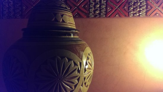 Riad Andalla : Room decor