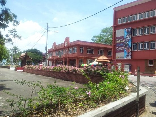 Hotel Equatorial Melaka: buildings and tourist attraction nearby hotel