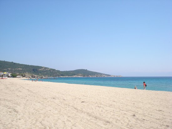Sithonia, Greece: Sarti Beach - Stunning!