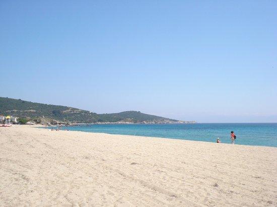 Sithonia, اليونان: Sarti Beach - Stunning!