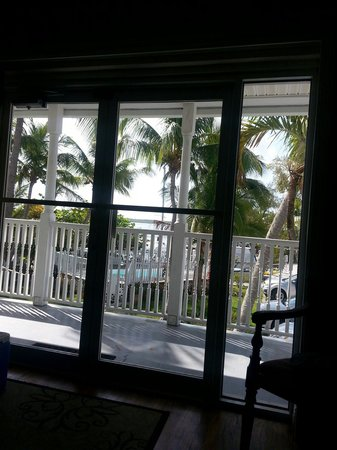Tarpon Flats Inn : Our view from our room.  Breath taking.