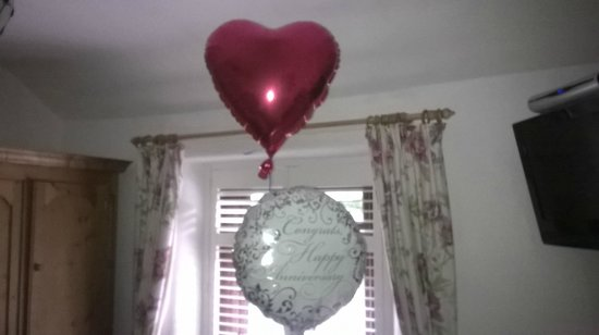 Cables B&B: Balloons