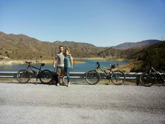 Bike2Malaga - Tours & Rentals: Panoramic tour