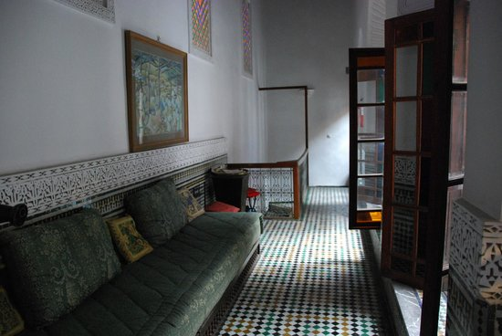 Riad Damia : hall