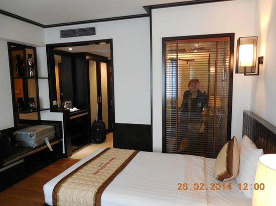 New Star Ha Long Hotel: pokój w Hotelu 211