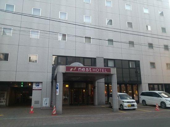 Nest Hotel Sapporo Odori: ホテル外観