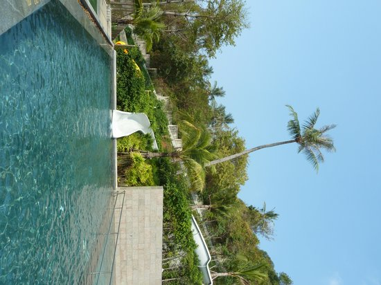 Sunsuri Phuket: Waterslide at the swimming pool