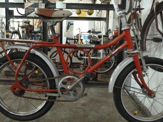 Museu da Bicicleta de Joinville: Geral