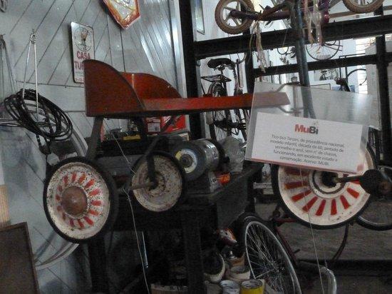 Museu da Bicicleta de Joinville: Diversidade