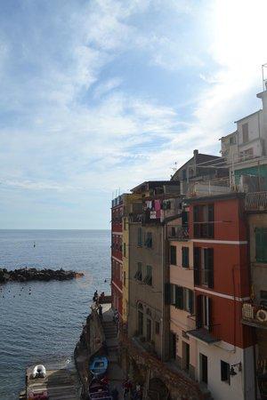 Alla Marina: View from window