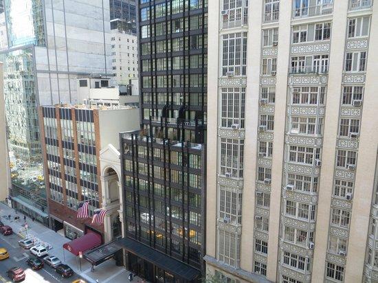 Salisbury Hotel: West 57th Street