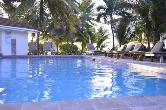 Paradise Villas: pool