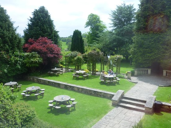 The Morritt Country House Hotel: View from our bedroom