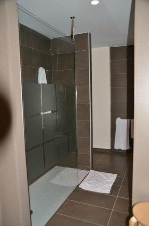 Aqua Hotel Aquamarina & Spa: couloir