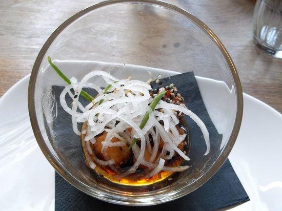Yum Yum Ninja: smoked tofu