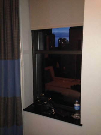 "6 Columbus - A SIXTY Hotel: Best ""View"" from a Queen Superior Room"